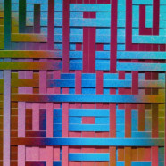Forget Photoshop: Just Weave Photos Together With a Loom