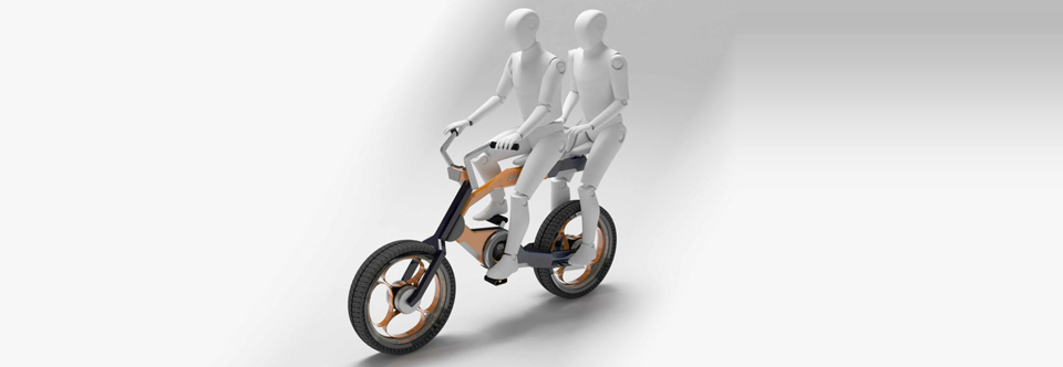 Electric Bicycles Are So 2016—We Want an E-Bike Built for Two