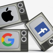Facebook, Apple and Google will hasten the next era of TV