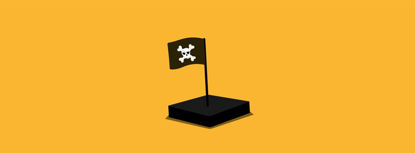 The little black box that took over piracy